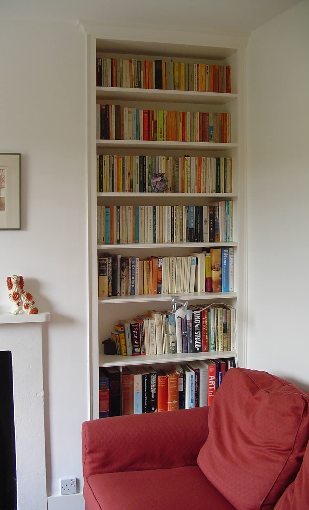 Modern And Classic Handbuilt Bookcases And Bookshelves