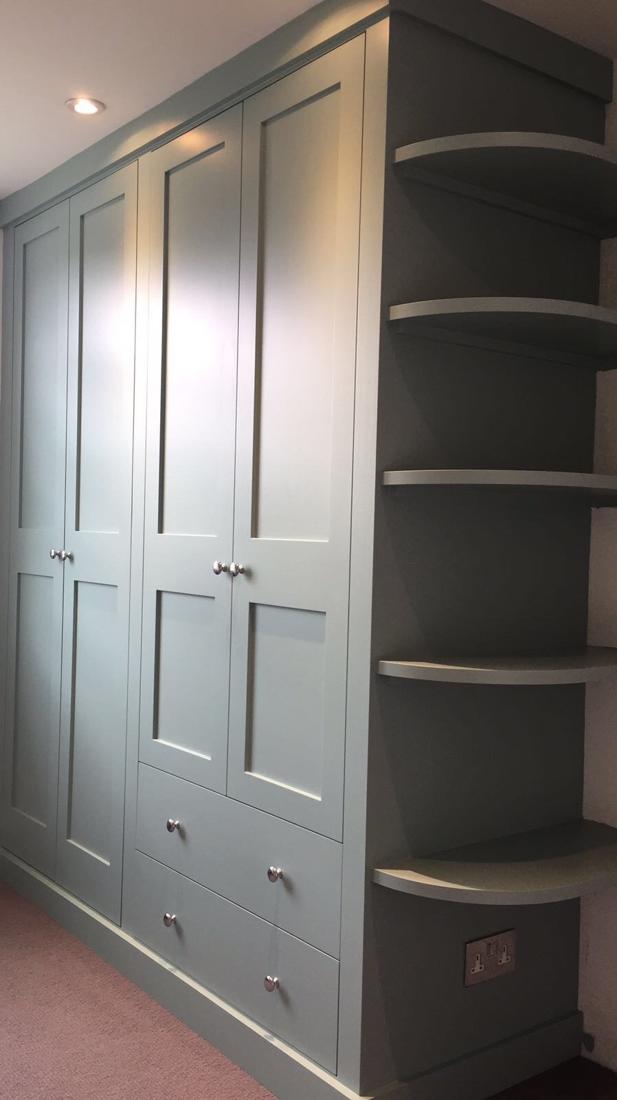 Bespoke Fitted Wardrobes And Cupboards London Alcove Company